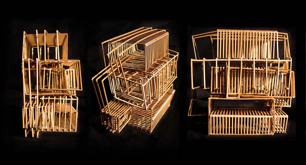 architecture models by karey helms