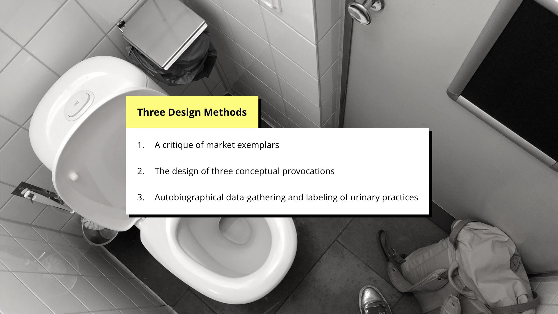 DIS 2019 paper presentation - design methods