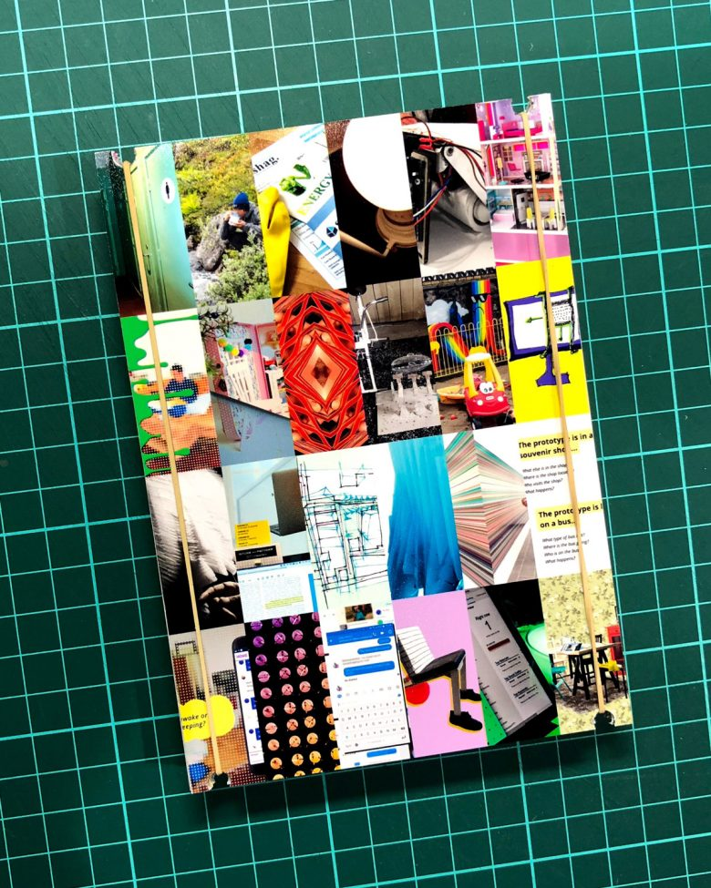 Design Workbook of speculative abstracts