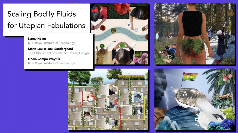 Nordes 2021 presentation - first slide
